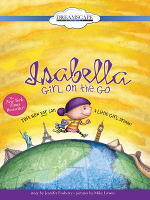 cover image of Isabella, Girl on the Go
